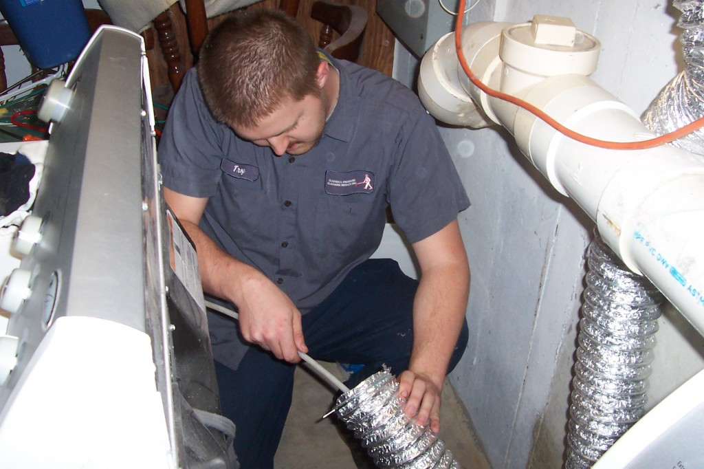 Dryer Vent Cleaning Cleanall Pressure Cleaning